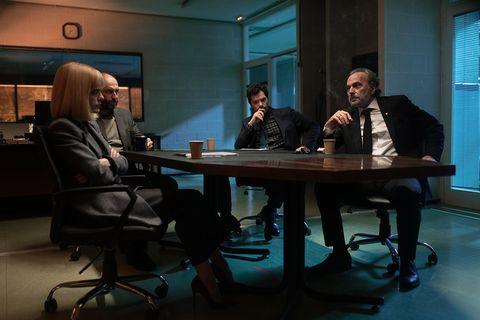 """Reparto de """"El inocente"""" de Netflix"""