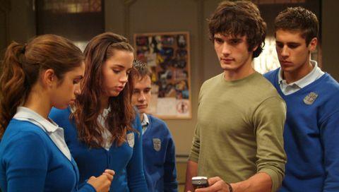 mejores series adolescentes