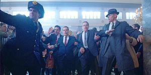 Al Pacino y Robert De Niro en 'El irlandés'