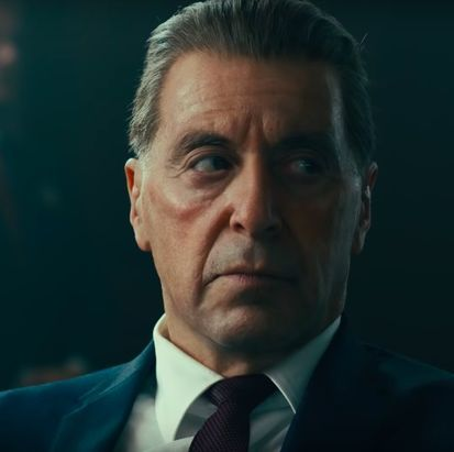 El irlandés Al Pacino