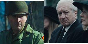 'El irlandés': tráiler definitivo de la película de Scorsese para Netflix