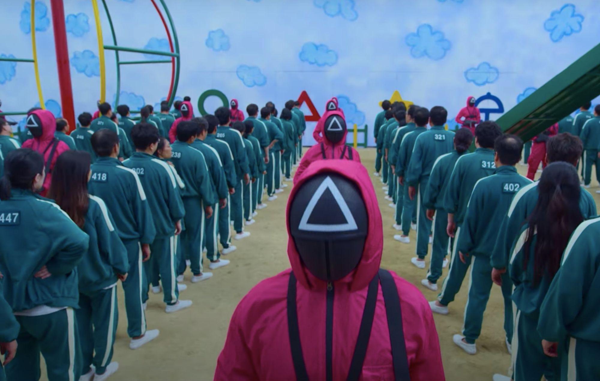 El juego del calamar' Temporada 2: reparto, fecha y estreno