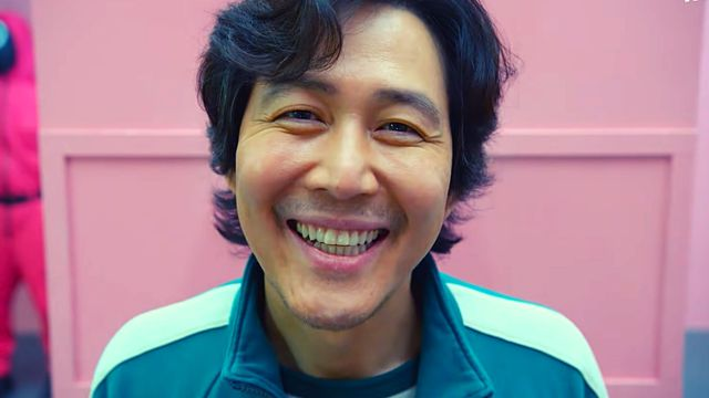 el actor coreano lee jung jae da vida al personaje de gi hun en el juego del calamar