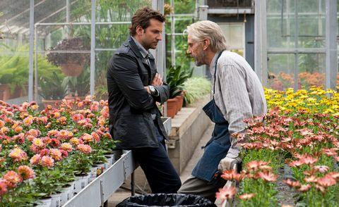 El ladrón de palabras (2012) Bradley Cooper y Jeremy Irons