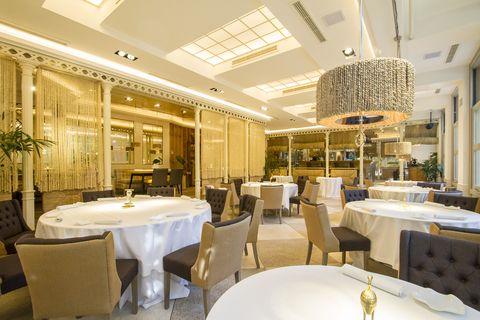 Restaurante el pabellon florida retiro