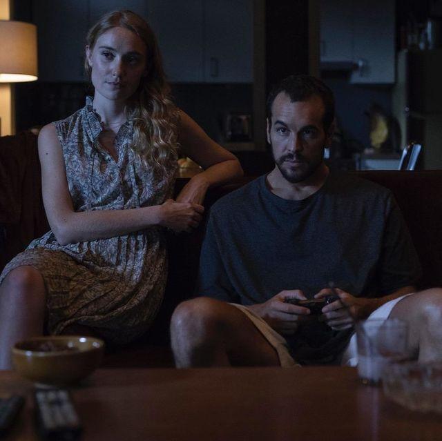 escena de 'el practicante', la nueva película de thriller de mario casas