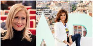 Ana Rosa Quintana regresa con entrevista a Cristina Cifuentes