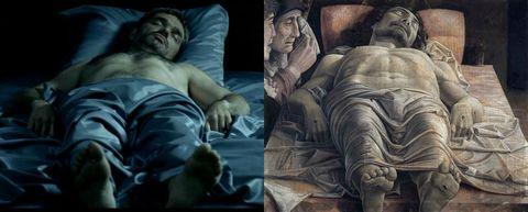 comparaciones de peliculas y pinturas