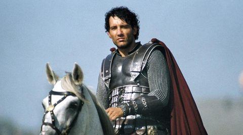 'El rey Arturo' (2004), con Clive Owen.