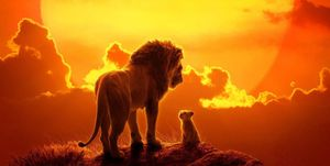 El rey leon taquilla