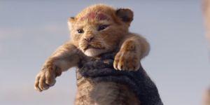 El rey león teaser trailer