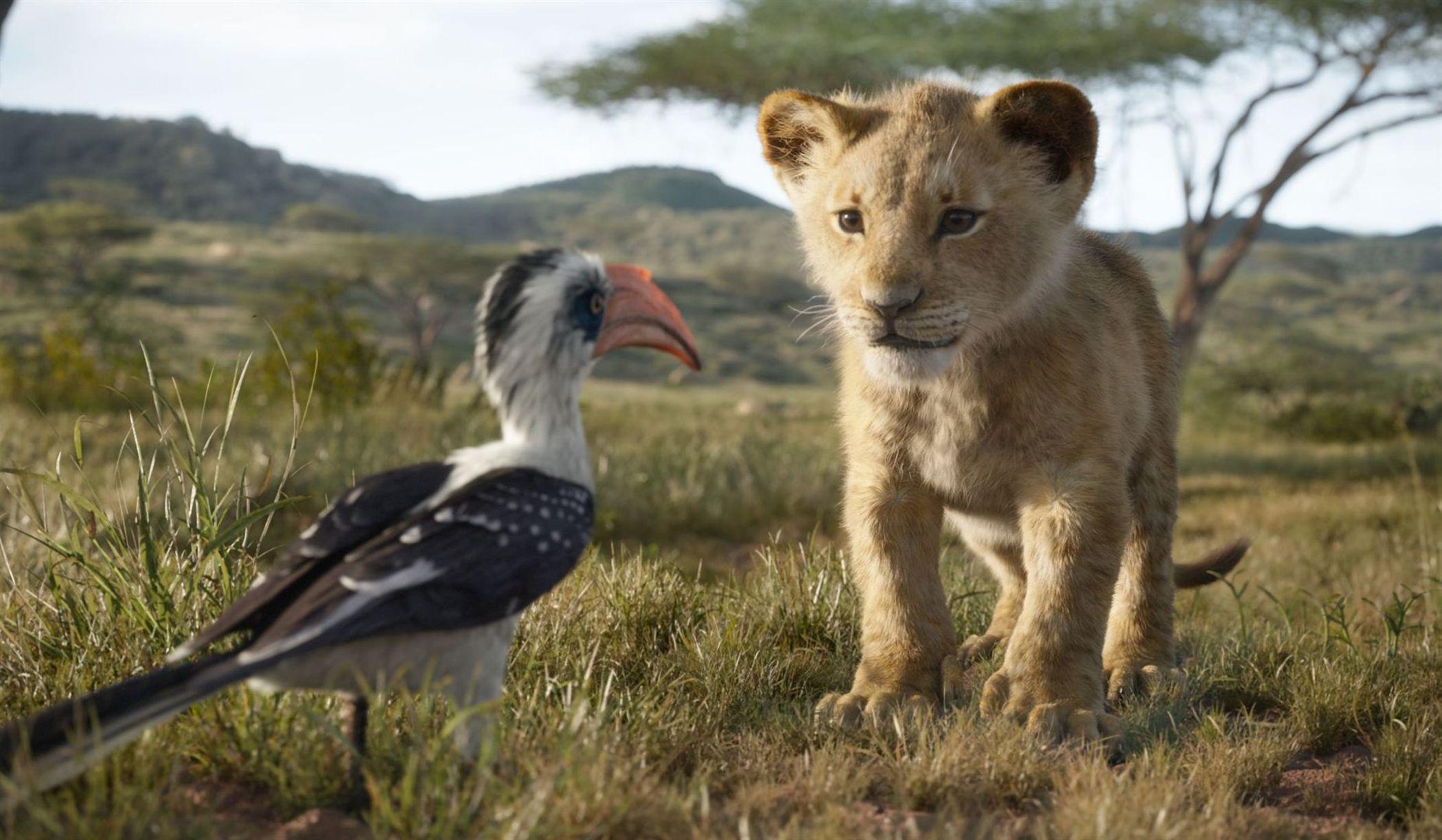 El 'Rey León' Récord Taquilla Remake más visto de Disney