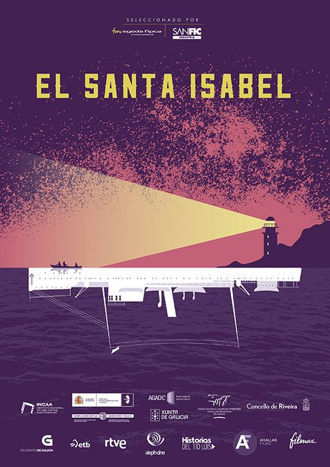 "Arranca el rodaje de ""Santa Isabel"""