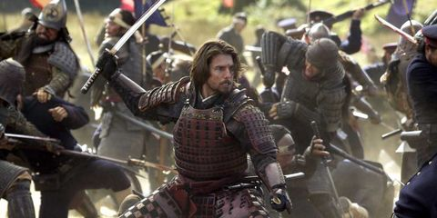 El último samurai (2003)