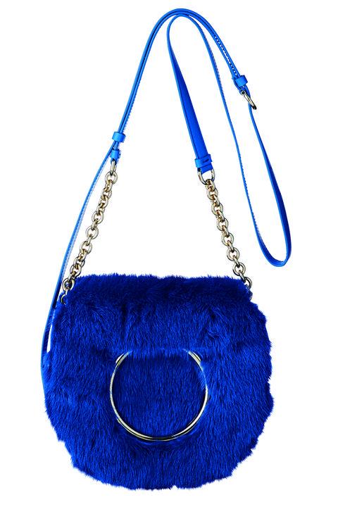 Cobalt blue, Bag, Blue, Shoulder bag, Handbag, Electric blue, Fashion accessory, Turquoise, Hobo bag,
