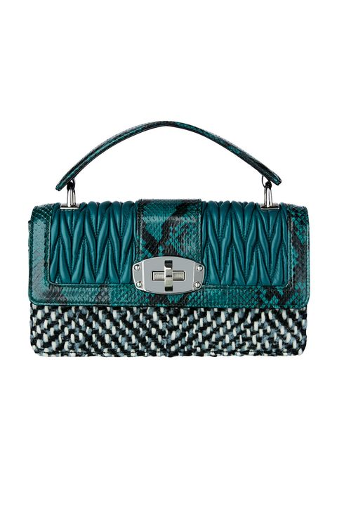 Handbag, Bag, Turquoise, Fashion accessory, Teal, Shoulder bag, Turquoise, Material property, Luggage and bags,