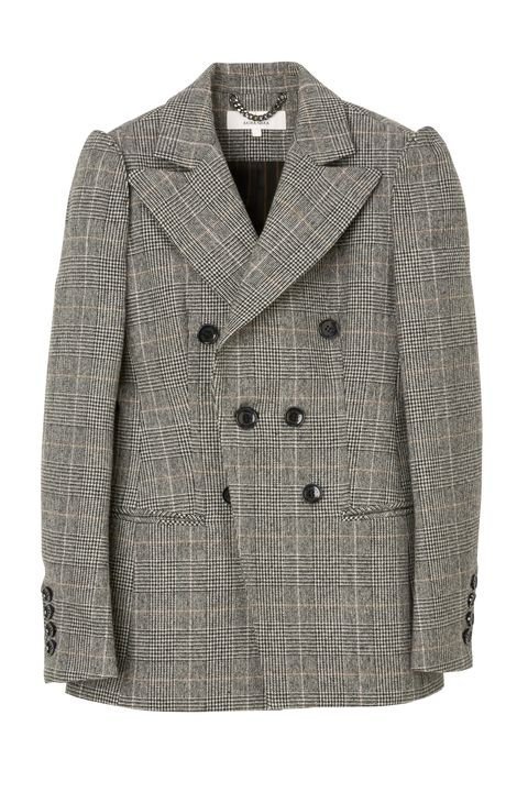 Clothing, Outerwear, Jacket, Sleeve, Blazer, Beige, Coat, Top, Woolen, Suit,