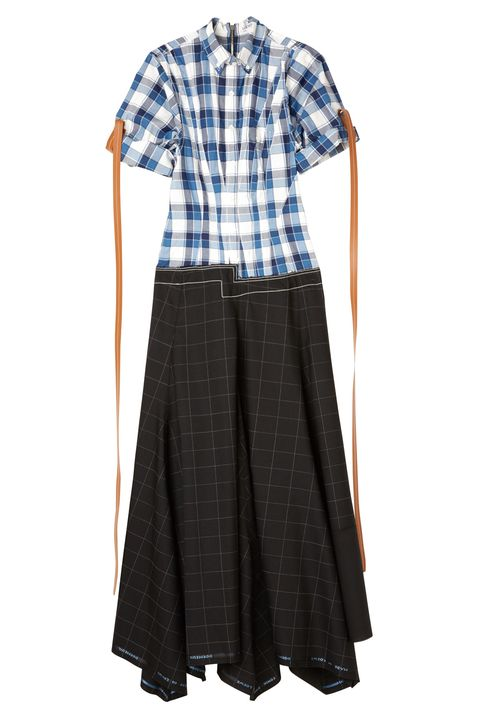 Clothing, Plaid, Tartan, Pattern, Product, Sleeve, Outerwear, Design, Textile, Dress,
