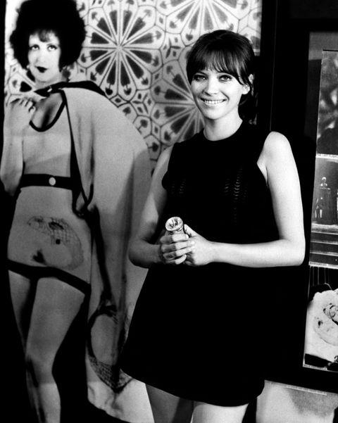 Black-and-white, Fashion, Monochrome, Monochrome photography, Photography, Dress, Style, Black hair,