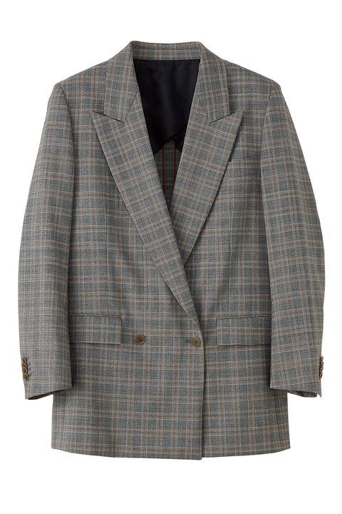 Clothing, Outerwear, Jacket, Blazer, Suit, Sleeve, Pattern, Coat, Design, Formal wear,
