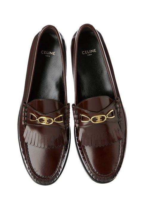 Footwear, Brown, Shoe, Tan, Maroon, Leather,