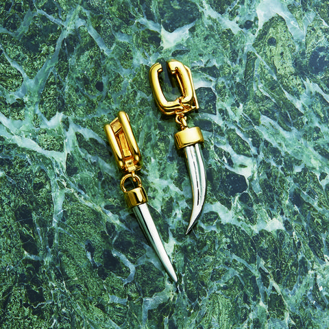 Fashion accessory, Dagger, Metal,