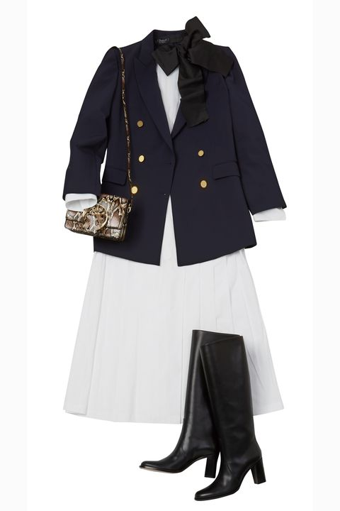 Clothing, Outerwear, Coat, Footwear, Fashion, Uniform, Costume, Overcoat, Formal wear, Suit,