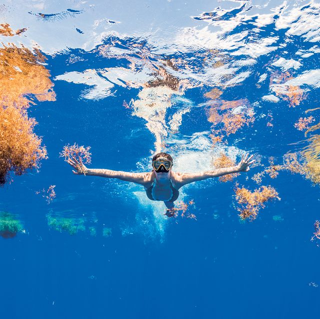 People in nature, Adventure, Diving mask, Underwater, Holiday, Exercise, Underwater diving,