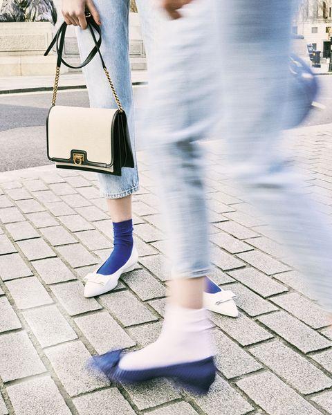 フラットシューズ, flat shoes