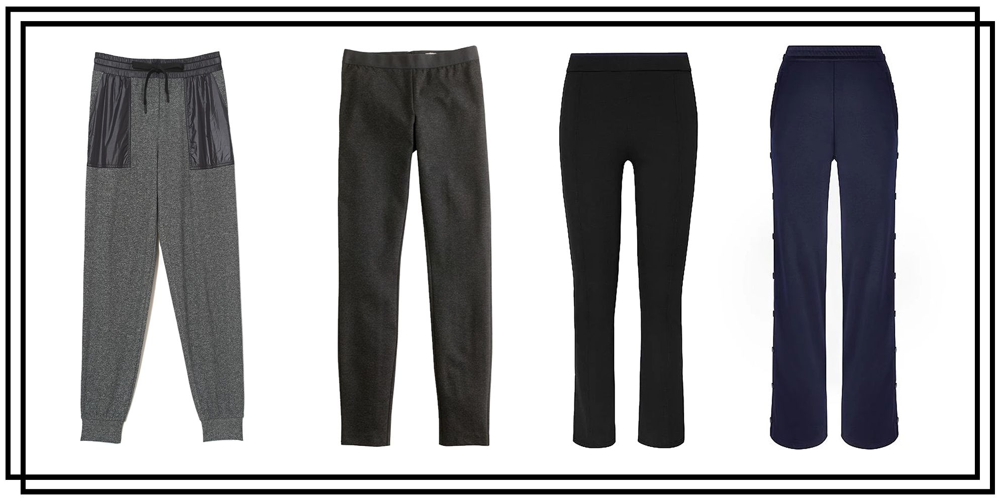 0a8df4fe80350 5 Pairs of Elastic Waist Pants That Are Actually Cute