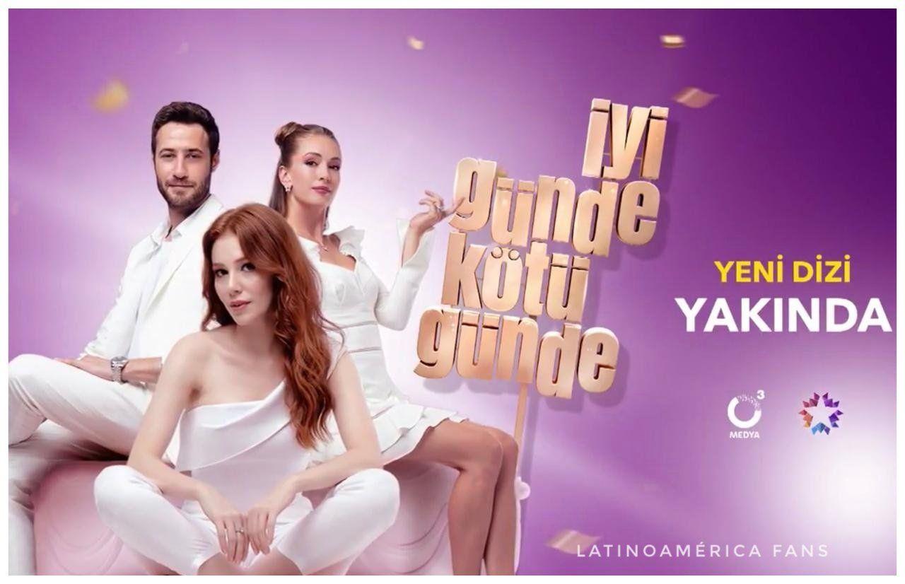 Elçin Sangu En Una Nueva Comedia Romántica Buen Día Mal Día