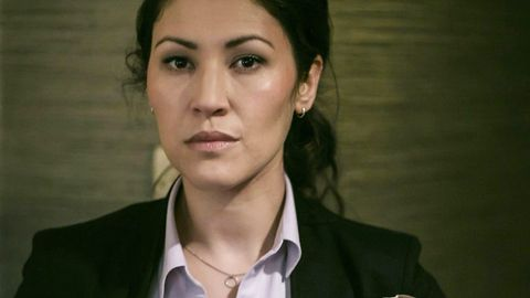 "Walking Dead star Eleanor Matsuura interested in Sherlock return: ""I had such a great experience"""