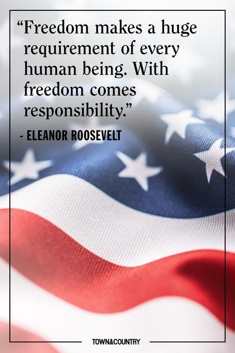 eleanor roosevelt memorial day quote
