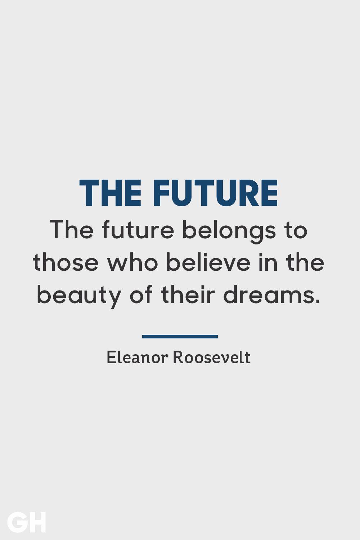 eleanor rooseveltgraduation quote