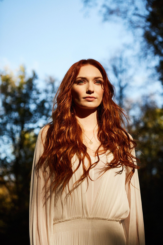 Poldark's Eleanor Tomlinson on her debut album and adventures in Rome