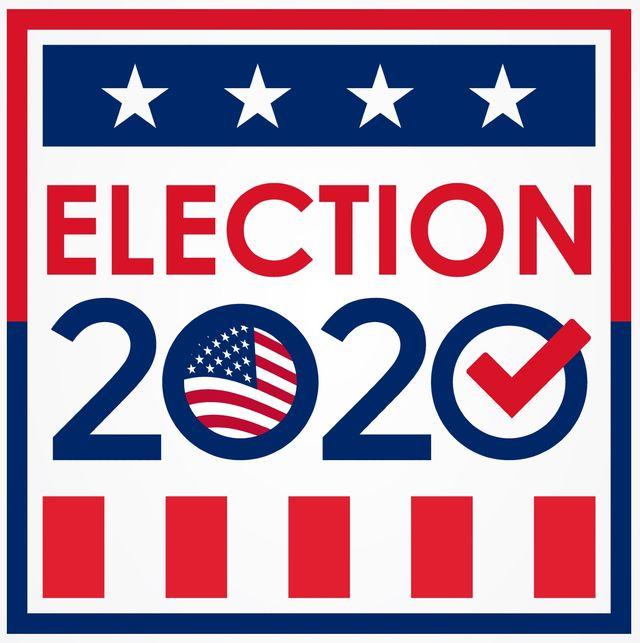 election 2020 banner