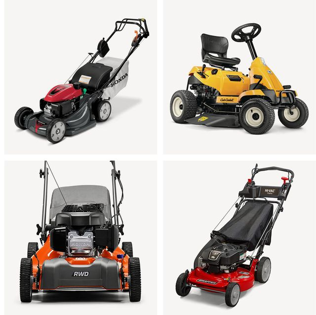 Best Lawn Mowers 2019 Electric And Gas Mower Reviews