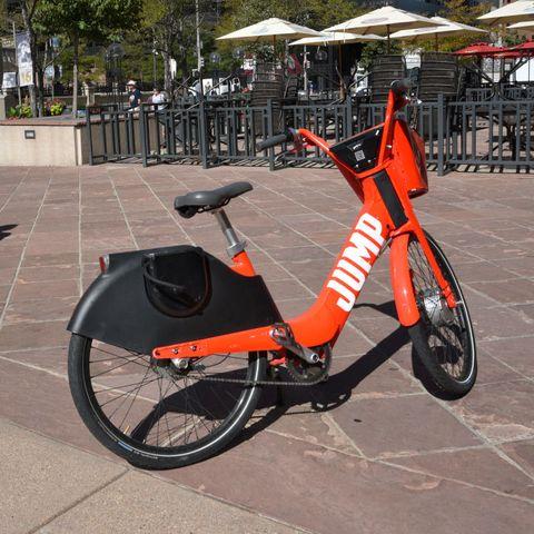rental electric bicycle in denver, colorado
