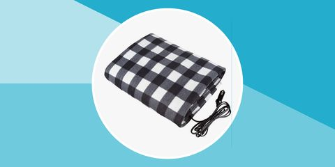 electric car blanket