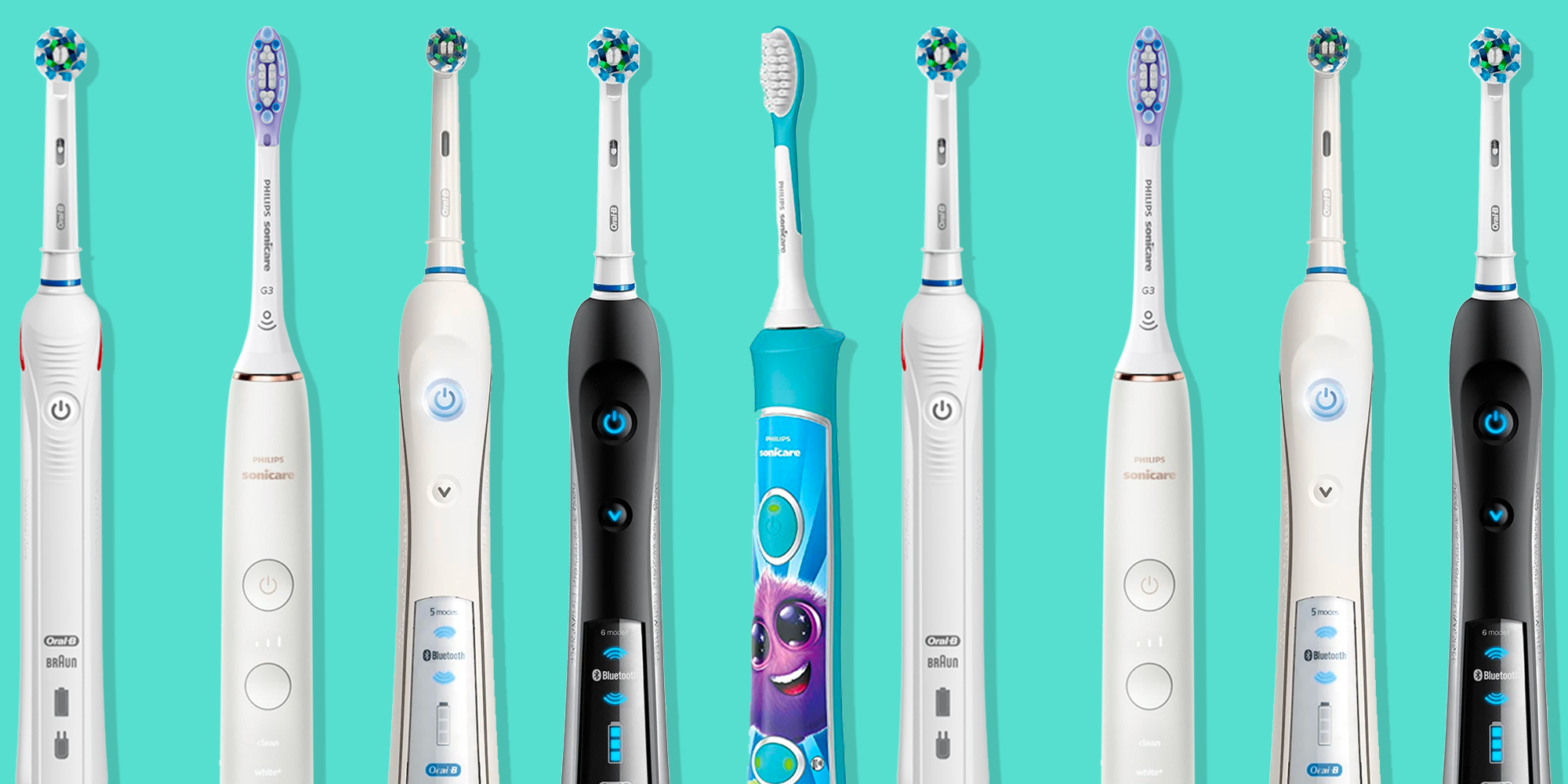 The Best Electric Toothbrushes, According to Dentists