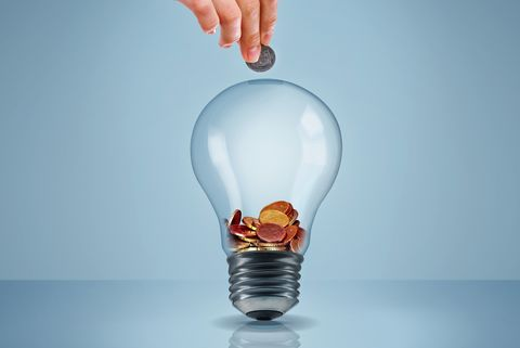 Electricity eating up your savings?