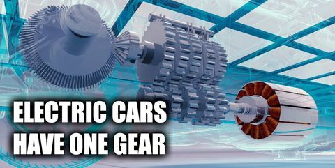 Engineering Explained 2 2m Subscribers Subscribe Why Do Electric Cars Only Have 1 Gear