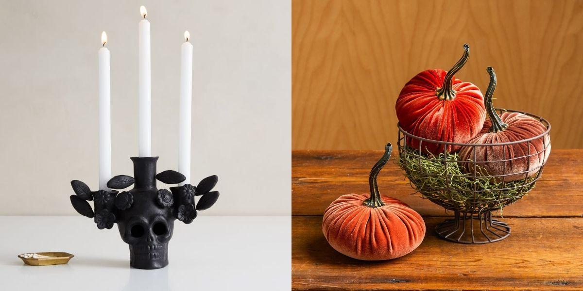20 Elegant Halloween Decorations Stylish Halloween Decor Ideas