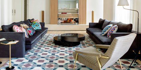 Elegir bien la alfombra
