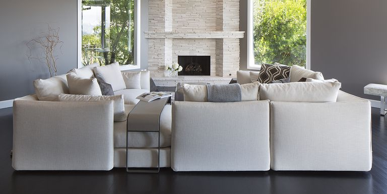 40 sectional sofas for every style of living room decor for Best time buy living room furniture