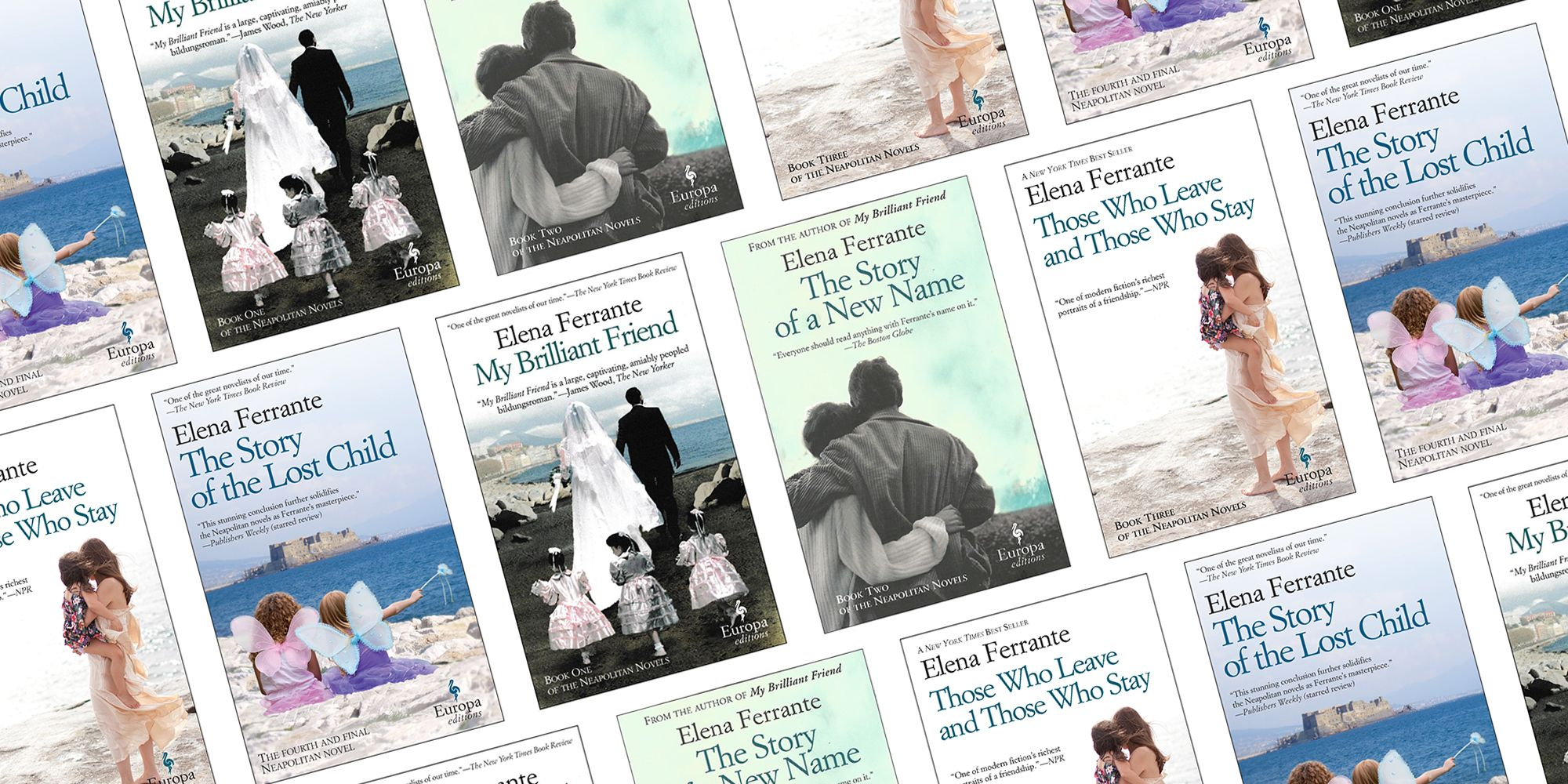 New York Times Best Sellers 2020.A New Elena Ferrante Novel Is Coming In 2020