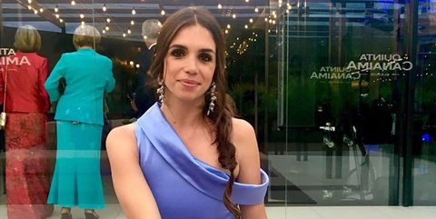 Elena Furiase boda vestido colección