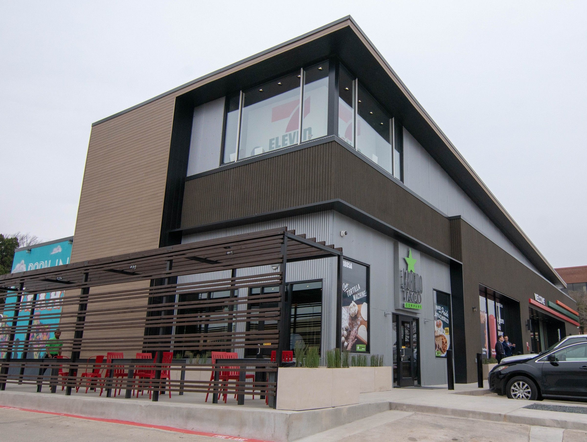 Update 7 Eleven Is Going Upscale With Their New Sit Down Restaurant
