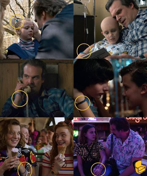How Eleven's Hair Tie in 'Stranger Things' Season 3 is Connected to