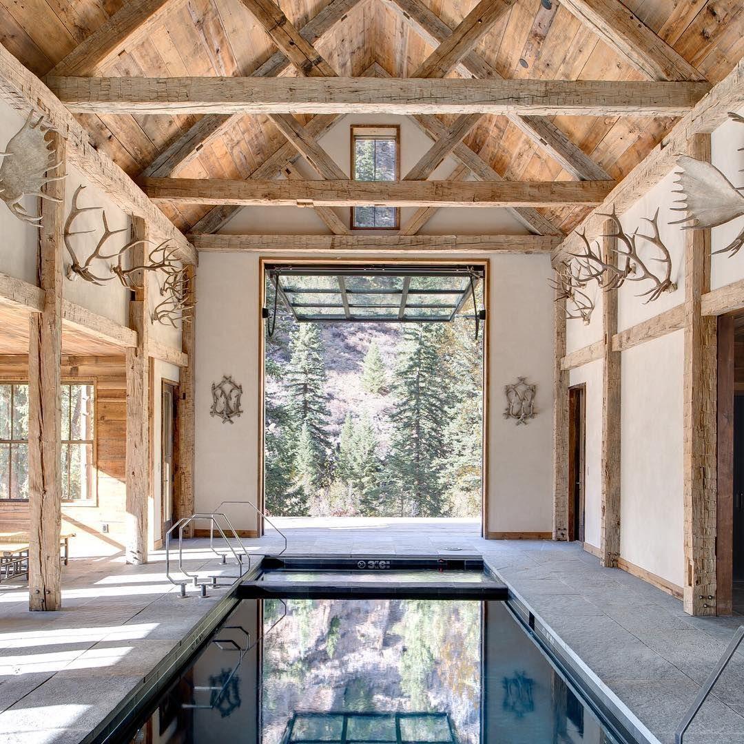 20 Striking Indoor Swimming Pool Designs Stylish Indoor Pool Ideas